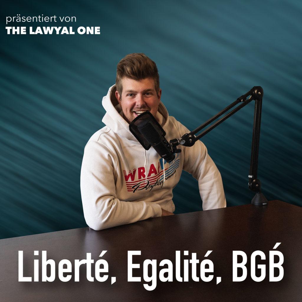 Liberté, Egalité, BGB - Moritz Mümmler