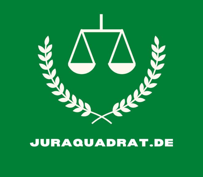 Willkommen zu JuraQuadrat! Dein Blog für Recht und Jura